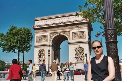 Arc de Triomphe, Steph de Bunt