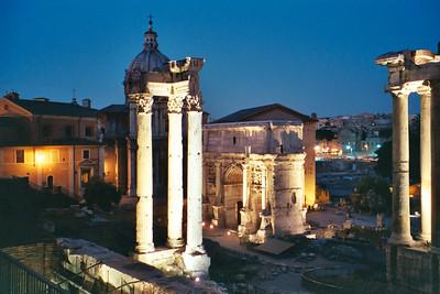Roman Forum (Rome; duh)