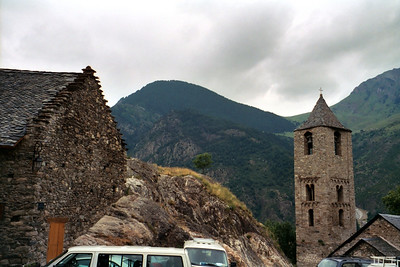 Boi, Spanish Pyrenees