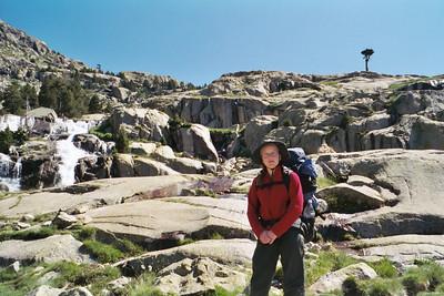 Steph, mountain ranger.