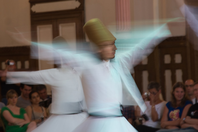 Twirling Dervish, Istanbul