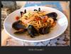 Mykonos, food at hotel Vencia