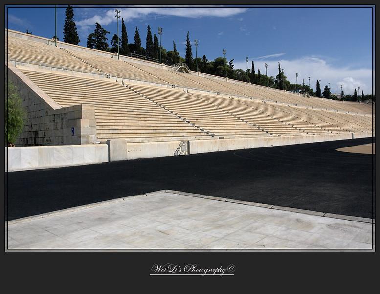 Athens, 1st olympic stadium