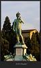 David on top of Piazzale Michelangelo