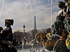 Place de la Concorde<br /> November in Paris - 2010