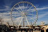 La Grande Roue (Ferris Wheel)<br /> November in Paris - 2010