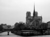 Notre Dame de Paris<br /> November in Paris - 2010