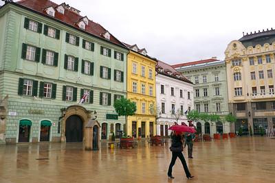 Hlavné námestie (Main Square)