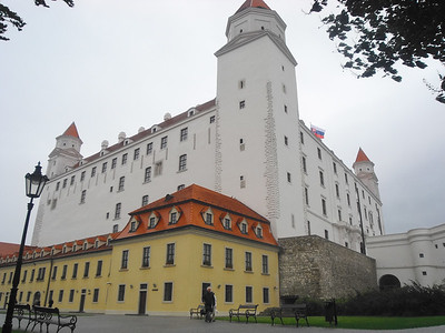 Bratislava Castle (Hrad)