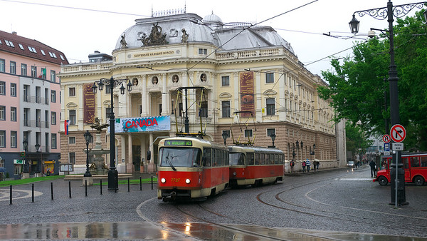 Old Slovak National Theatre