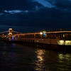 The River Duchess at night.