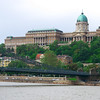The Chain Bridge and Buda Castle
