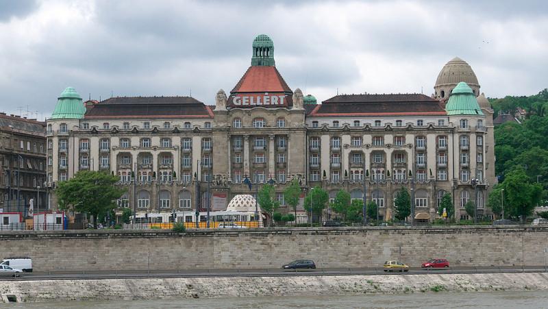The Gellert Hotel, Bath and Spa.