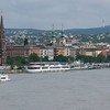 The Buda waterfront.
