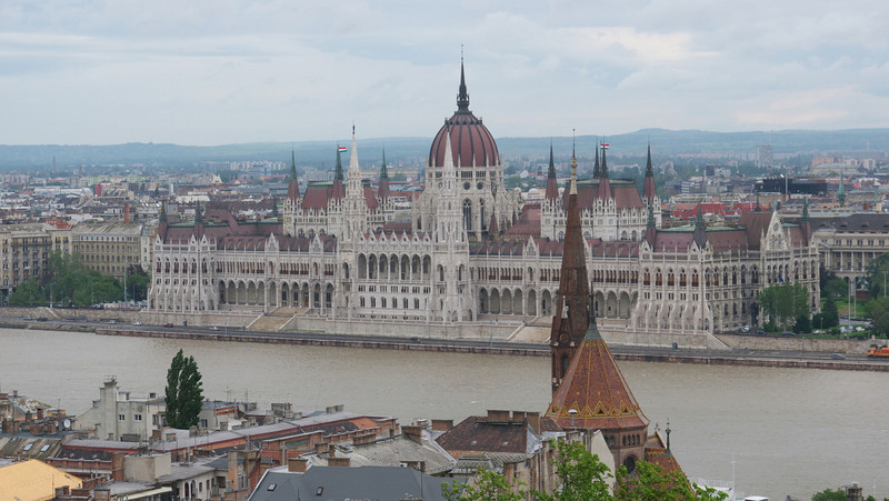 Hungary, Budapest, including the Banks of the Danube, the Buda Castle Quarter and Andrássy Avenue