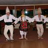 The Talija Folk Dance Ensemble presents folk dances from several Serb regions, complete with costume changes. Very entertaining.