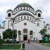 St. Sava Cathedral, the largest Othodox temple in the world.