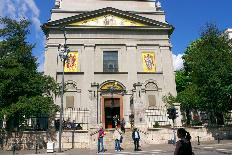 Cathedral Church of Saint Michael the Archangel