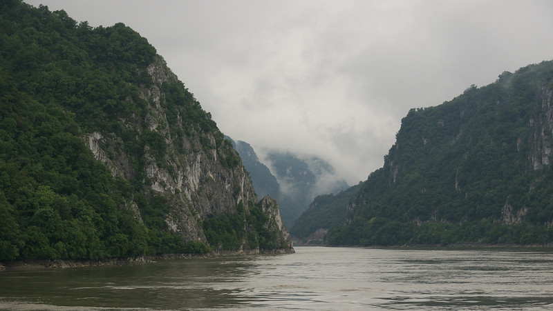 "In the Earth's Children series of books by Jean Auel, the difficulties of traveling through and around this region of the Danube are described in the second (""The Valley of Horses"") and fourth (""The Plains of Passage"") novels."