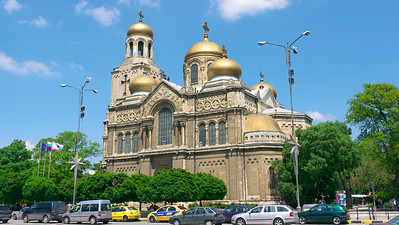 Dormition of the Mother of God Cathedral