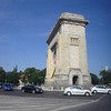 We had a city tour before going to the Parliament building. Bucharest has its own Arc de Triomphe.