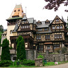 "Almost adjacent to Peles Castle is Pelisor (""Little Peles""). King Ferdinand, who succeeded Carol I, intended to use Peles Castle as a summer residence. Supposedly he found Peles too big and overwhelming, so he commissioned the smaller, art-nouveau style, Pelisor Castle."