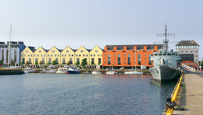 Galway port