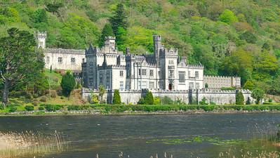 Day 11 Galway, Kylemore Abbey, Sligo