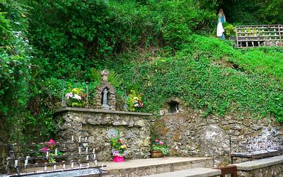 The Tobernalt Holy Well near Sligo