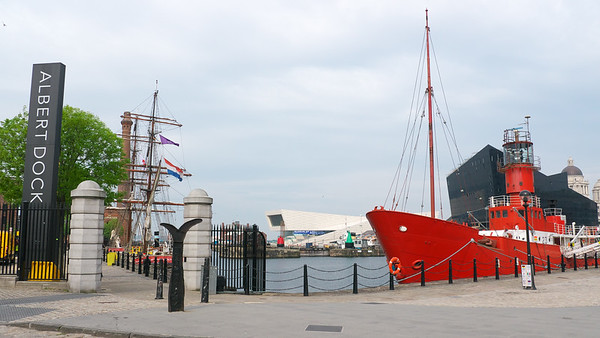 Liverpool Albert Dock