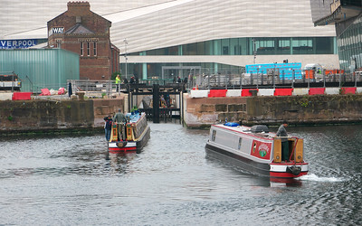Liverpool Canal Basin