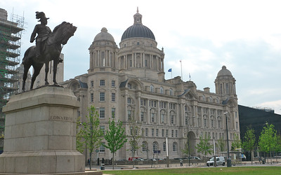 Port of Liverpool Building and Edward VII