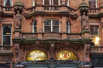 Glasgow Argyll Arcade