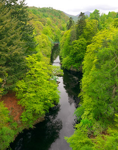 Pitlochry, Soldier's Leap,