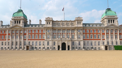 The Horse Guards Parade