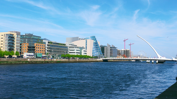 River Liffey Waterfront