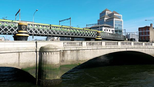 Butt Bridge and Loopline Bridge