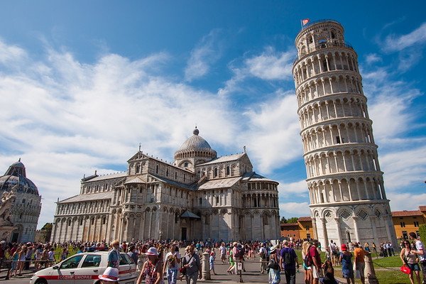 2012 Italy IV: Pisa and the Coast