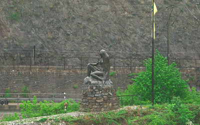 Loreley Statue