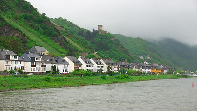 Cruising the Rhine