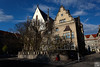 Thomaskirche, where Bach is burried