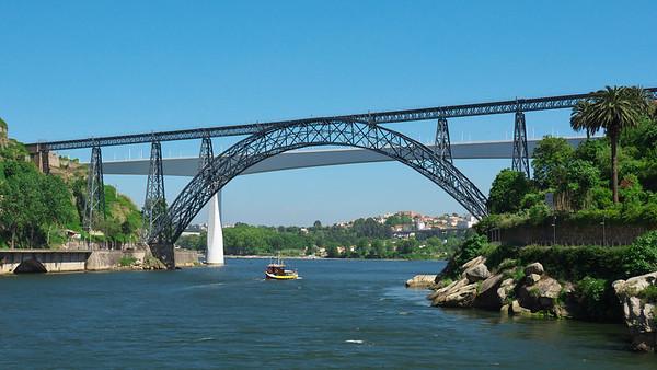 Dona Maria Pia Bridge