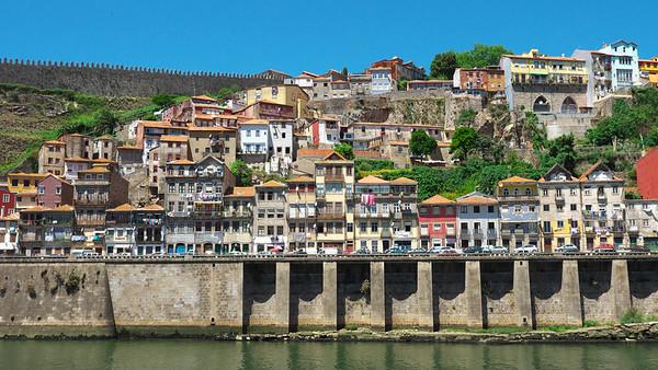 East of the Dom Luís Bridge