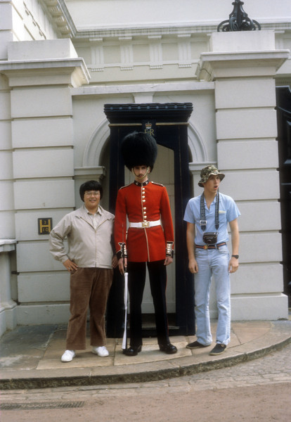 Woody, Alan, and Guard
