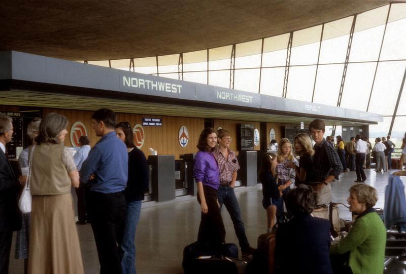 1980 Langley High School Summer ALSG Trip to Europe