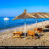 Europe - Albania - Vlorë County - Albanian Riviera - Queparo - Seaside village on coast of Adriatic & Ionian Sea, northernmost arm of Mediterranean Sea