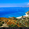 Europe - Albania - Vlorë County - Albanian Riviera - Coast of Adriatic & Ionian Sea, northernmost arm of Mediterranean Sea