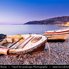 Europe - Albania - Vlorë County - Albanian Riviera - Orikum - Maritime village on coast of Adriatic & Ionian Sea, northernmost arm of Mediterranean Sea