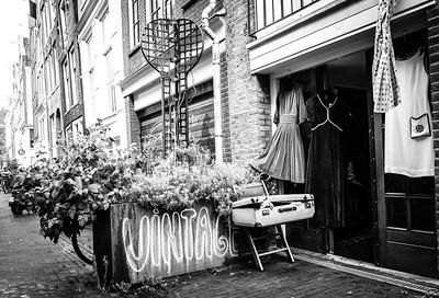 Vintage Clothing Shop