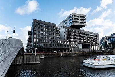Modern Amsterdam Architecture